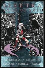 Elektra & ltroot of Evil & GT US MARVEL COMIC vol.1 # 4/'95 Paper Pack memorizzare COVER