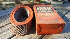 Vintage FRAM CA-161PL Carburetor Air Filter-Desoto, Imperial,Chrysler-Start 1957