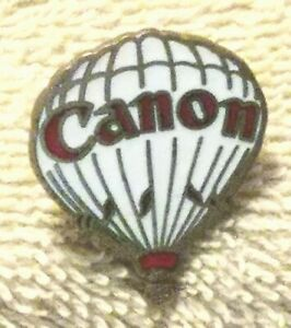 CANON BALLOON PIN