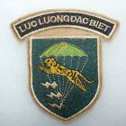 Vietnam War Republic of Vietnam Special Forces LLDB 2nd Type Patch & Tab - REPRO