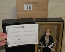 "NRFB October Issue AGNES Doll - COA ""SAMPLE"" - 2013 Convention Fashion Royalty"
