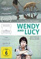 WENDY AND LUCY (OMU) - REICHARDT,KELLY/MICHELLE WILLIAMS,WALLY DALTON   DVD NEU