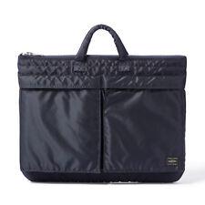 New YOSHIDA HEAD PORTER Tanker Briefcase Bag (L) Black (622-08331) Made in Japan