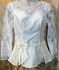 Cambodian/Khmer Lace Blouse
