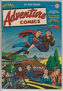 Adventure Comics #160 VG/F ONLY 10 CGC GRADED COPIES of this Superboy issue  !