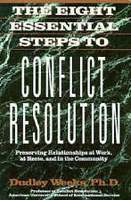 The Eight Essential Steps to Conflict Resolution-ExLibrary
