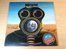 EX-/EX- !! Manfred Mann's Earth Band/Messin'/1973 Vertigo Gatefold LP
