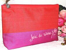 Iancome joie de vive cosmetics bag new