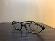 Prada VPR 5AY-101 Unisex turtoise green eye glasses light frames