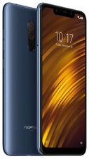 Xiaomi Pocophone F1 - 128 GB - Steel Blue (Ohne Simlock)