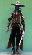 Star Wars Clone Wars Bounty Hunter Cad Bane Loose