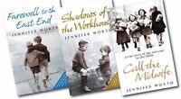 The Complete 'Call The Midwife' Stories - 3 Book Set By Jennifer Worth