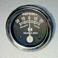 Amp Gauge Ammeter fits Farmall IH Cub A B BN AV B C H M MD I6 W4 W6 Super