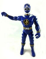 Dino Action Blue Ranger Vintage Power Rangers Dino Thunder Action Figure 2003