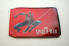 Rare Promo Marvel Comics PS4 Spider-man Game Swag Travel Card Wallet New