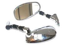 KR Spiegel Links CHROM YAMAHA XVS 1100 A Drag Star Classic 06-09 ... Mirror Left