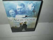 AN ANGEL FOR MAY rare Family dvd Rural WWII England TOM WILKINSON Julie Cox MINT