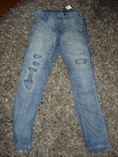 R13 Blue Womens Carpenter Peg LegJeans Size 26 Japan
