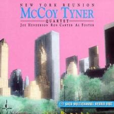 McCoy Tyner : New York Reunion [sacd/cd Hybrid] CD (2007) ***NEW***