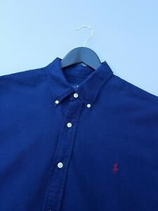 RALPH LAUREN OXFORD SHIRT XL EXCELLENT CONDITION!