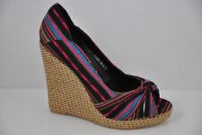 Unbranded Striped Heels for Women