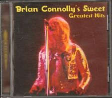 Brian Connolly's SWEET Greatest HITS 22 track CD Wig Wam Bam LIVE Fox on the Run