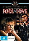 FOOL FOR LOVE - SAM SHEPARD KIM BASINGER DRAMA NEW DVD MOVIE SEALED