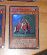 YU-GI-OH JAPANESE SUPER RARE CARD HOLO CARTE Card SD18-JP003 Machina Pe JAPAN **