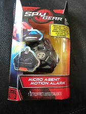 Spy Gear Secret Agent Micro Agent Motion Alarm