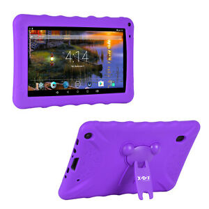 """Soft Silicone Shockproof Stand Case For XGODY T901 T901Pro 9"""" Inch Tablet"""