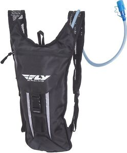 2021 Fly Racing Black Hydro Hydration Backpack - Off-Road MX MTB ATV