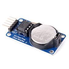 DS1302 Clock Module With Battery Real-Time Clock Module RTC For Arduino AVR CYC