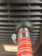 "Yamaha EF2400iSHC/EF2000iS/EF1000iS Generator 1"" exhaust extension 1.5 foot"