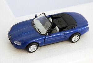JAGUAR XK8 Blue Convertible NewRay 1/32 Scale 1999 Collection