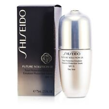 SHISEIDO FUTURE SOLUTION LX Total Protective Emulsion SPF15 Sunscreen ~ 2.5 Oz