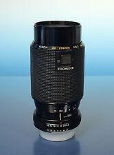 Kiron 80-200mm/4.5 Macro 1:4 / Zoomlock lens Objektiv für Nikon AI-S - (92260)