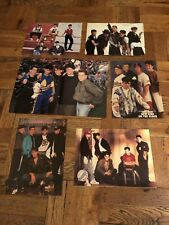 Vintage Nkotb New Kids on the Block Poster Magazine Clipping