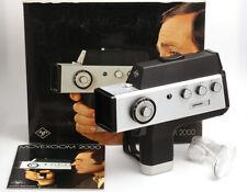 Agfa Movexzoom 2000 seltene Super 8 Filmkamera