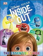 Disney Pixar Inside Out: The Essential Guide (Dk E