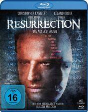 Resurrection - Die Auferstehung - Christopher Lambert - ähnelt Sieben [Blu-ray]