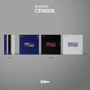 K-POP ENHYPEN [BORDER : CARNIVAL] [1 Photobook + CD ] HYPE Ver