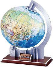 3d globo mondo sfera Puzzle