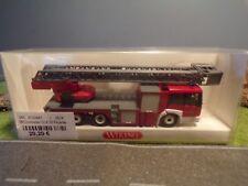 Wiking Feuerwehr DLK 30 PLC Mercedes Econic in OVP Nr. 615 1:87 H0