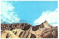 Golden Canyon Death Valley Monument, California Postcard