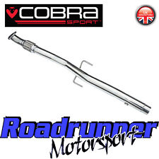 "Cobra Corsa Vxr (Z16) 2nd De-Cat Tubo Escape 2.5"" elimina 2nd Cat (07-10) VX14a"