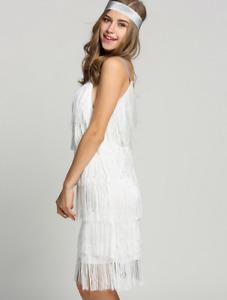 20s Ladies Peaky Blinder Charleston Great Gatsby Flapper Dress Girl Party Dress