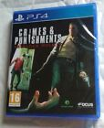 Crimes & Punishments Sherlock Holmes PS4 NEW for Sony Playstation 4 UK Game ENG