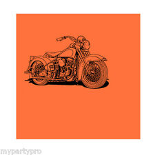 HAWG MOTORCYCLE Paper Lunch Napkin Birthday Party supplies free shipping