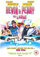 Kevin y Perry Ir Grande (DVD /Enrique Enfield/ Kathy Burke 2000)