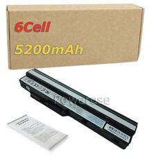 5200mAh Battery Advent 4211 4211b 4211c 4489 BTY-S11 BTY-S12 Akoya Mini E1210